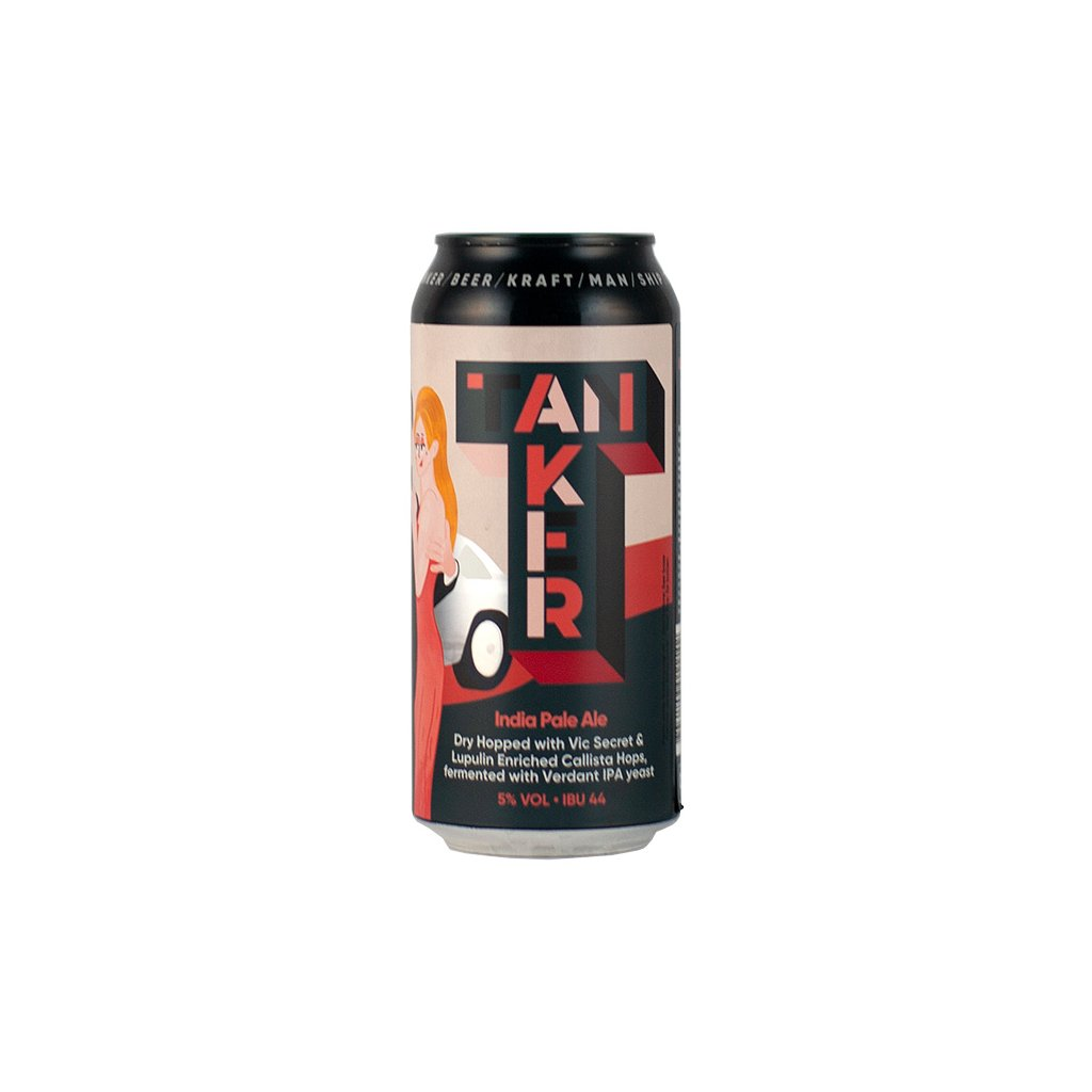 tanker india pale ale
