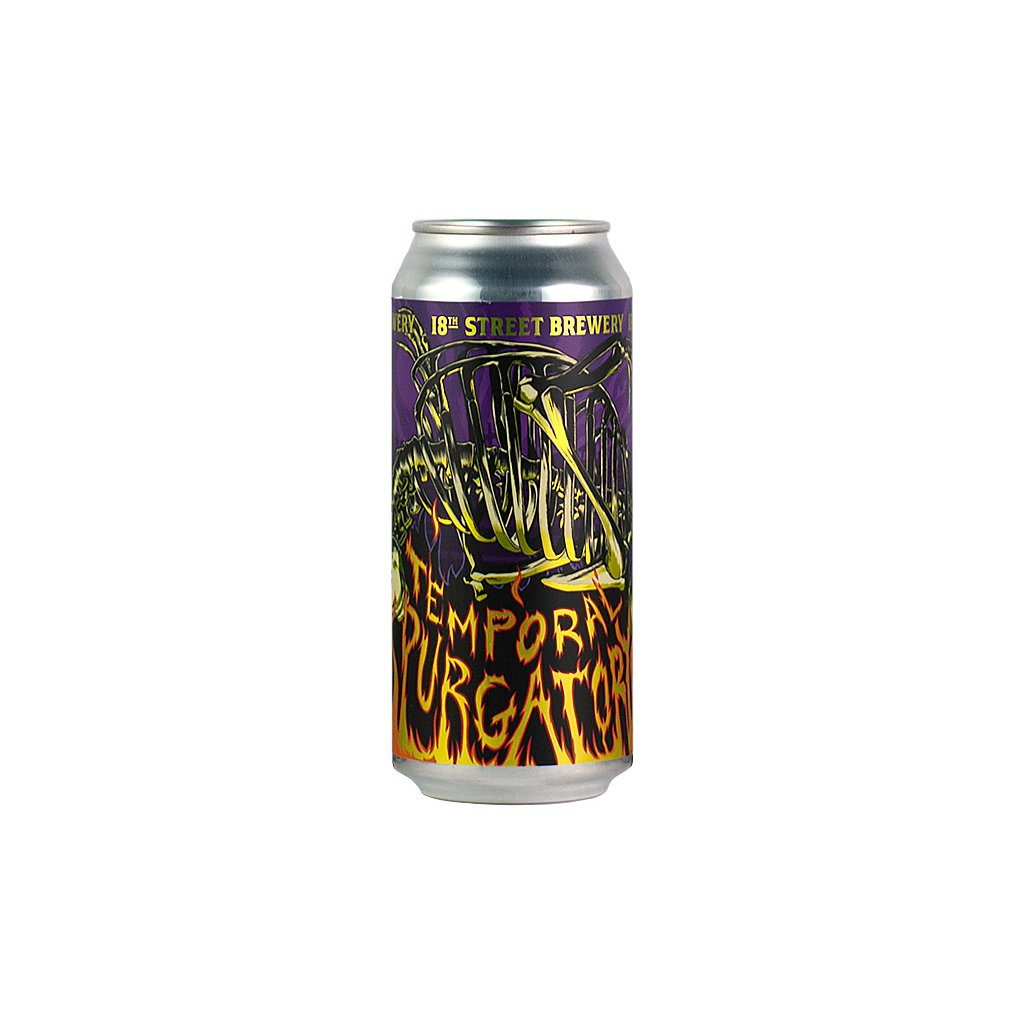 18 th street brewery temporal purgatory