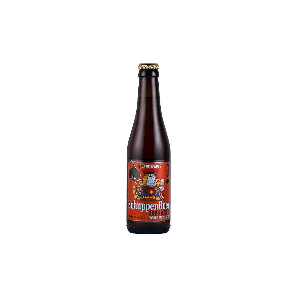 Het Nest SchuppenBoer Grand Cru Brandy Barrel Aged 0,33l  Brandy Barrel Aged Belgian Tripel