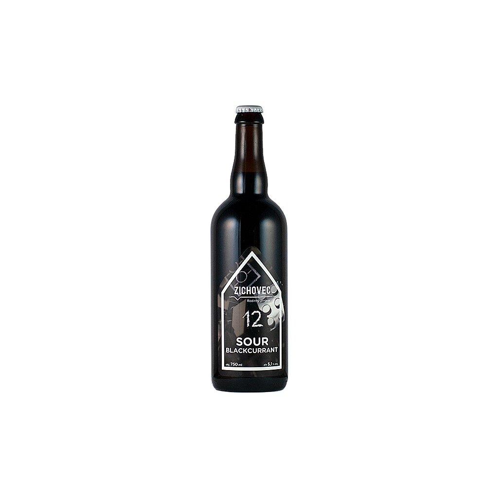 zichovec 12 sour blackcurrant