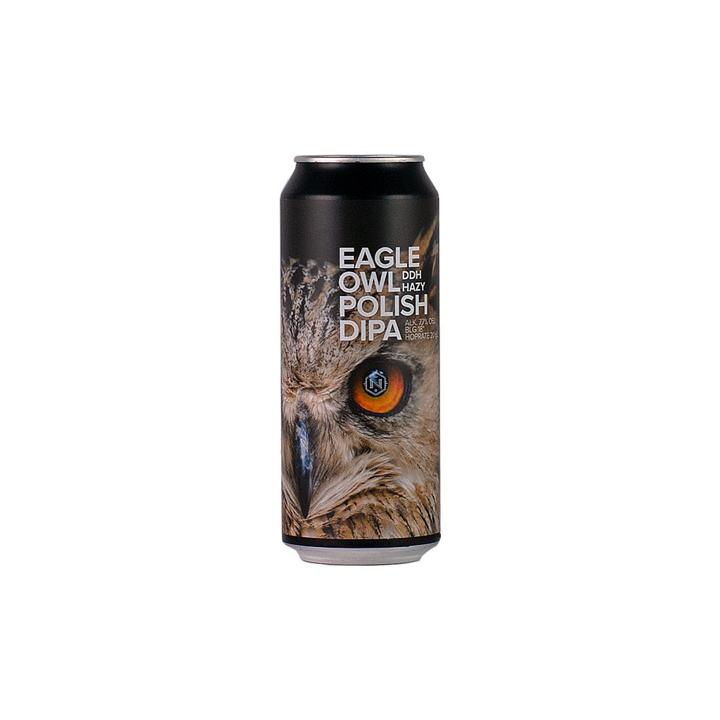 nepomucen eagle owl polish dipa