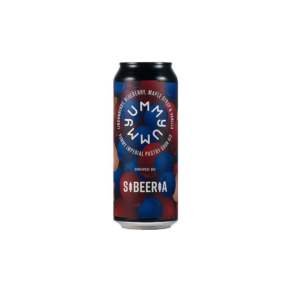 sibeeria yummy blueberry
