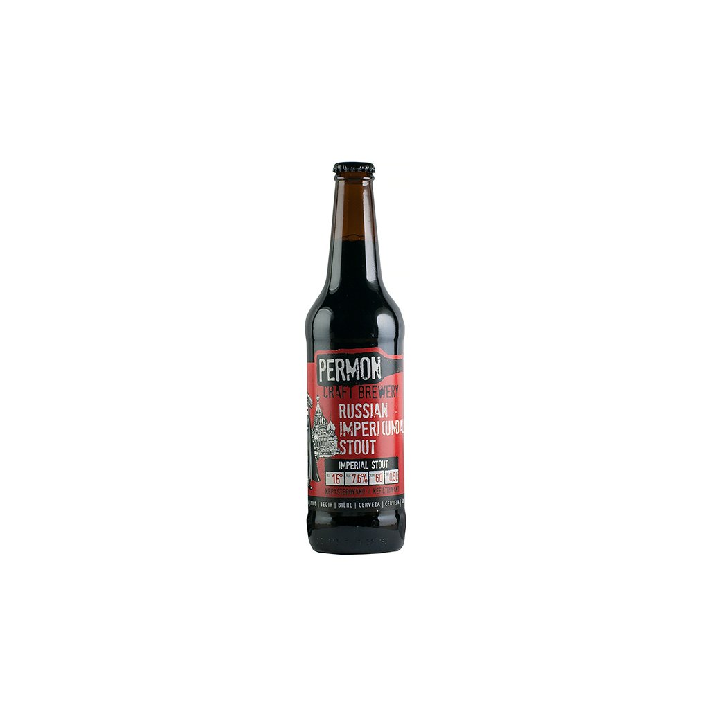Permon RussianImperiumStout 500