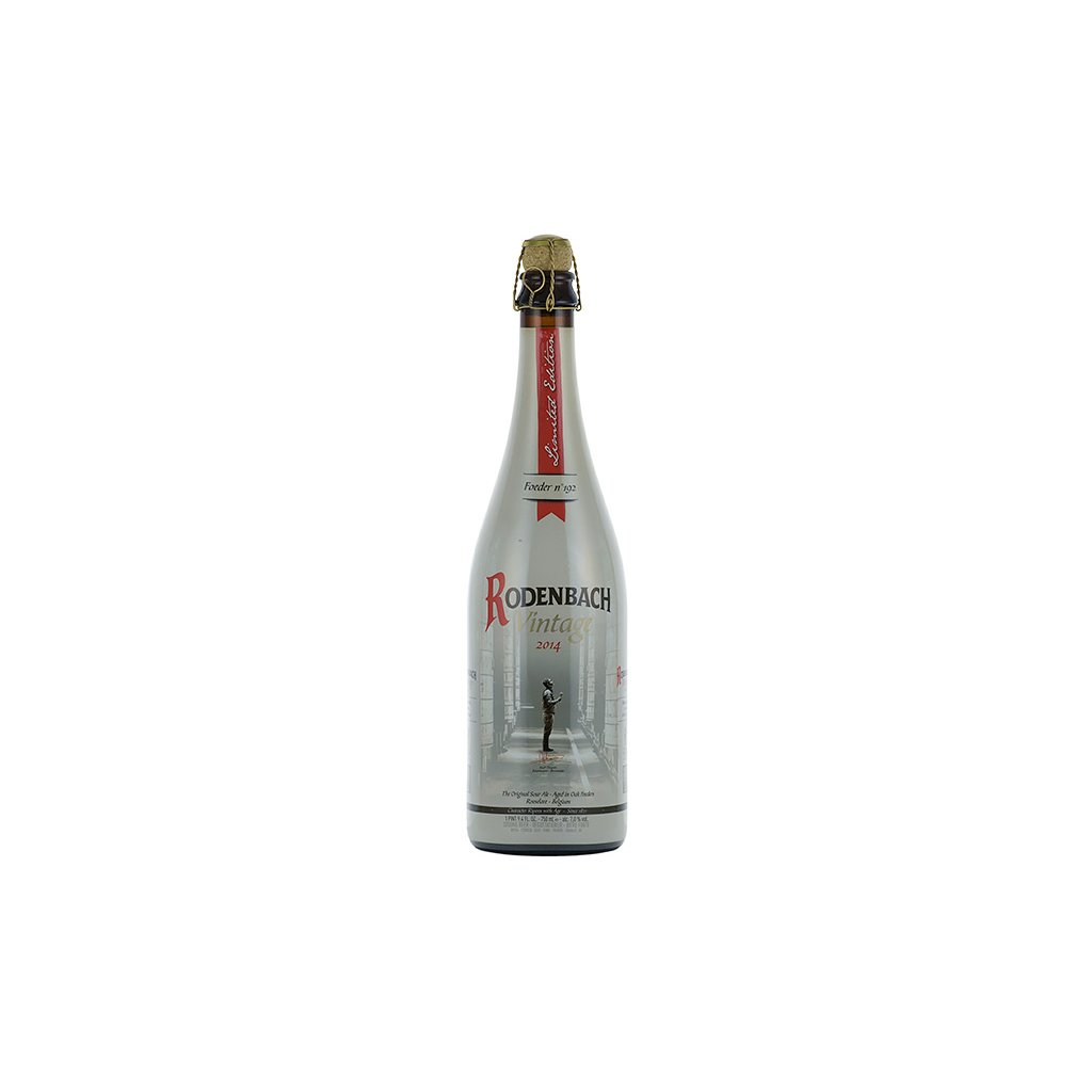 Rodenbach Vintage 2014 Limited Edition 0,75l