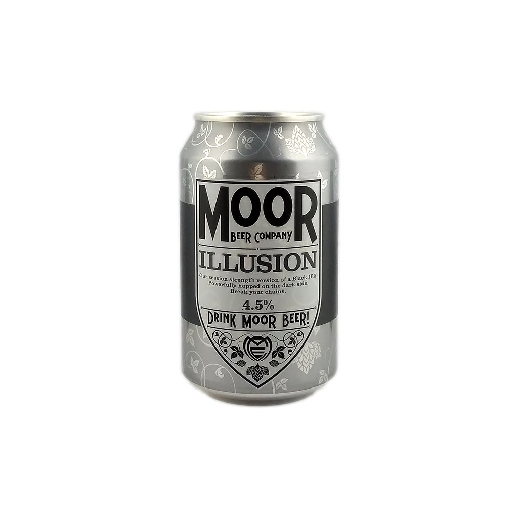 moor illusion can 330