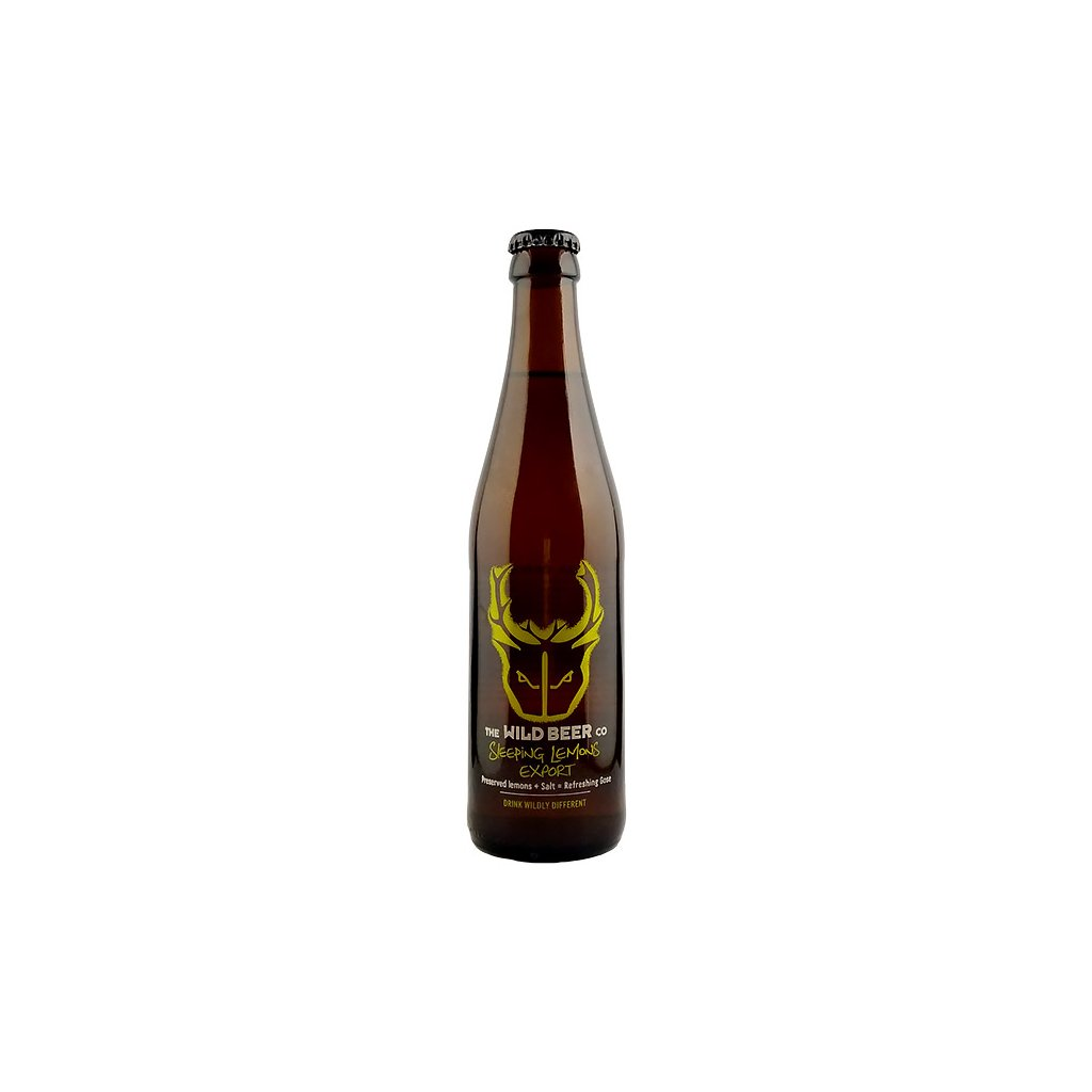 wildbeer sleeping lemons export 330