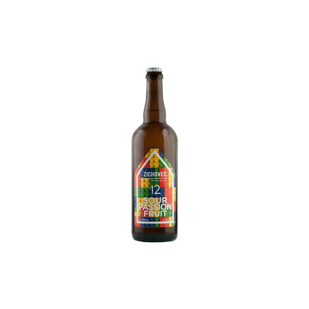 Zichovec Sour Passion Fruit 750