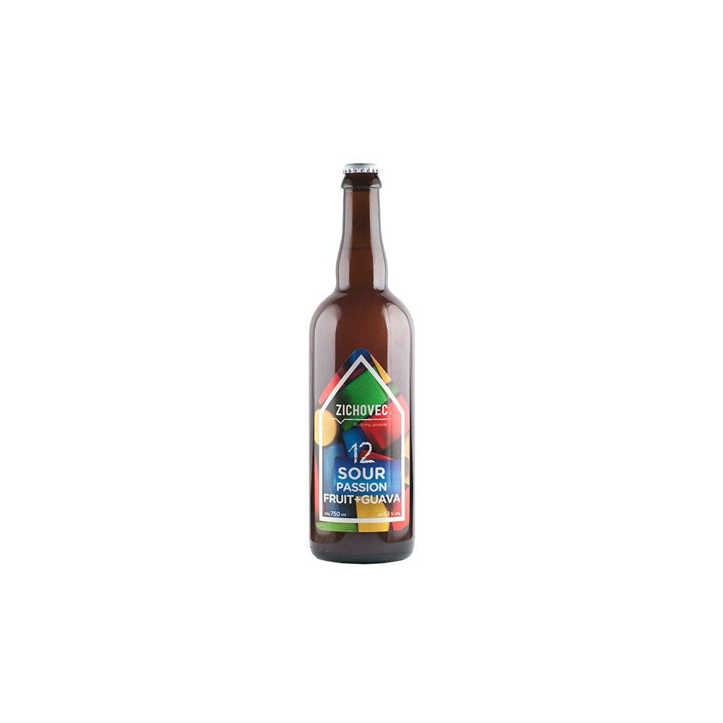 Zichovec SourPassionFruit Guava 750