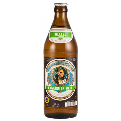 Augustiner BrauMunchenLagerbier 500