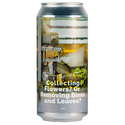 Cloudwater CollectingFlowersOrRemovingBinesAndLeaves 440