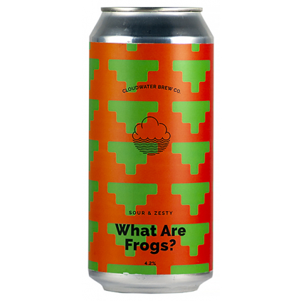 Cloudwater WhatAreFrogs 440