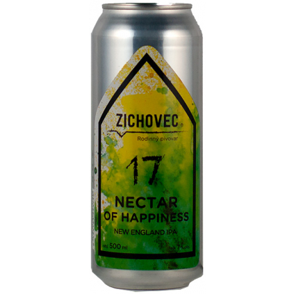 zichovec nectar of happiness plech