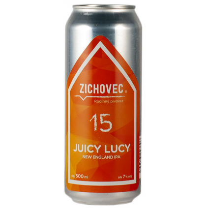 Zichovec Juicy Lucy NewEngland IPA 500