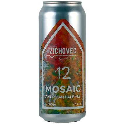 zichovec 12 mosawic