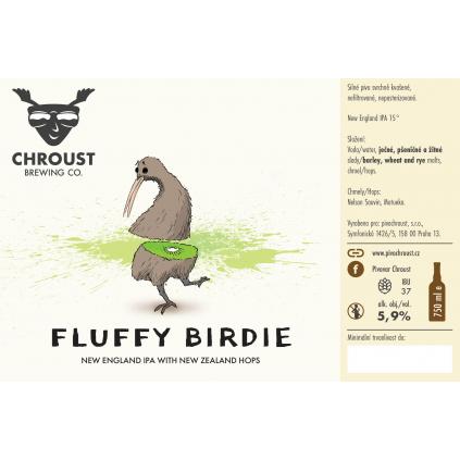 FLUFFY BIRDIE