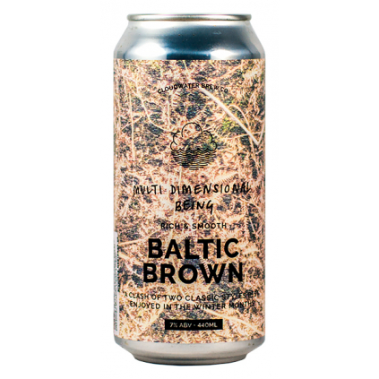 Cloudwater Baltic Brown 440