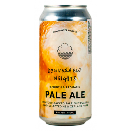 Cloudwater Deliverable Insight Pale Ale 440