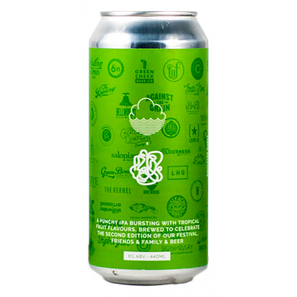 Cloudwater Educated Guest IPA 440