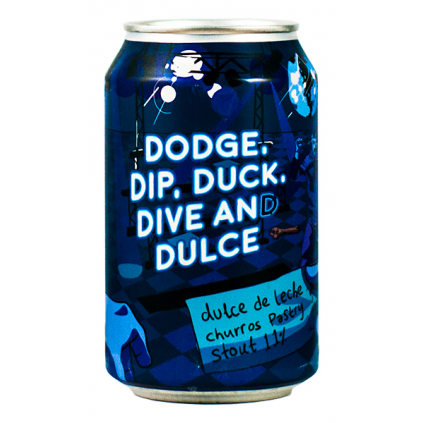 Tiny Rebel Dodge, Dip, Duck, Dive and Dulce 0,33