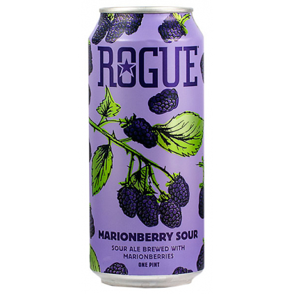 Rogue MarionberrySour 355
