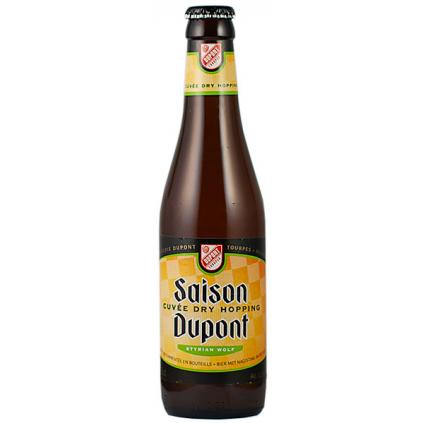 Dupont SaisonCuveeDryHopping 330