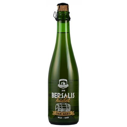 Oud Beersel Bersalis Kadet Oak Aged 2018 0,375