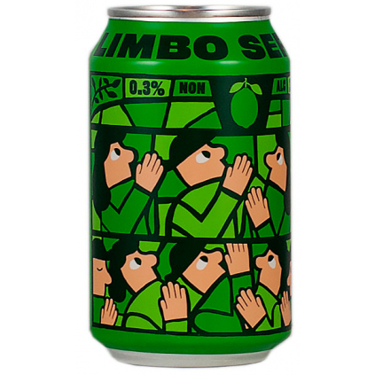 Mikkeller Limbo Lime NonAlcoholic 330