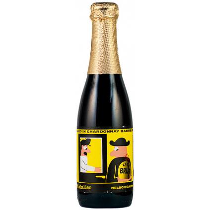 Mikkeller Nelson Sauvin Brut Chardonnay Barrels 2020 375