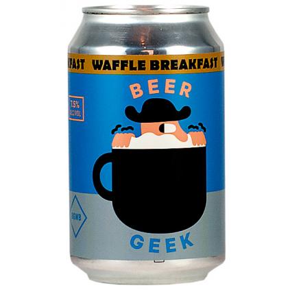 Mikkeller BeerGeekWaffleBreakfast 330