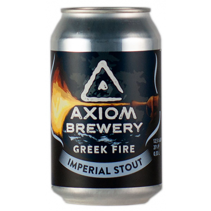 Axiom GreekFire ImperialStout 330