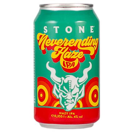 Stone Neverending Haze IPA 355