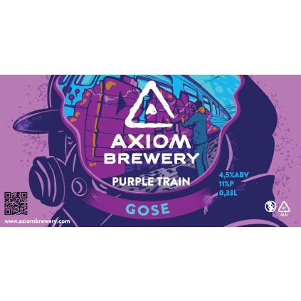 AxiomPurpleTrain