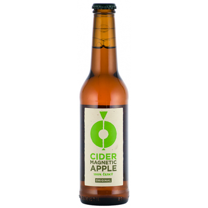 Magnetic Apple Cider Original 0,33  Cider