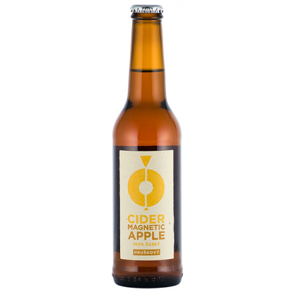 Magnetic Apple Hruška 0,33  Cider