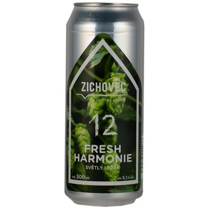 zichovec fresh harmonie