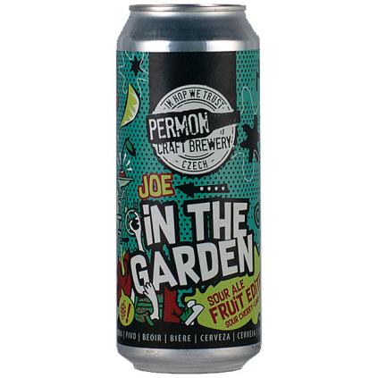 permon joe in the garden