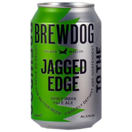brewdog jegged edge