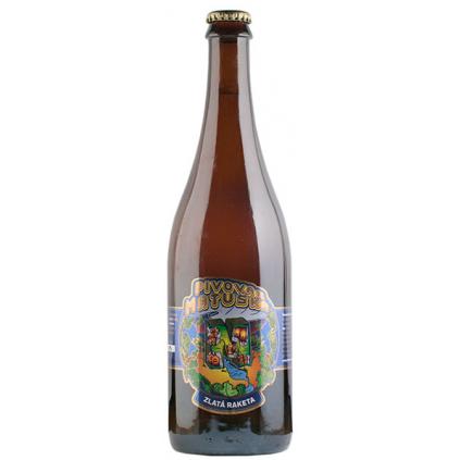 Matuška Zlatá Raketa 17 0,75  India Pale Ale