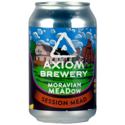 Axiom Brewery moravian MEADow SESSION MEAD