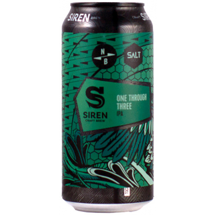 Siren ONE THROUGH THE ipA