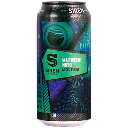 Siren Maltiverse Nitro micro porter