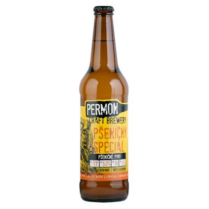 Permon PsenicnySpecial 500