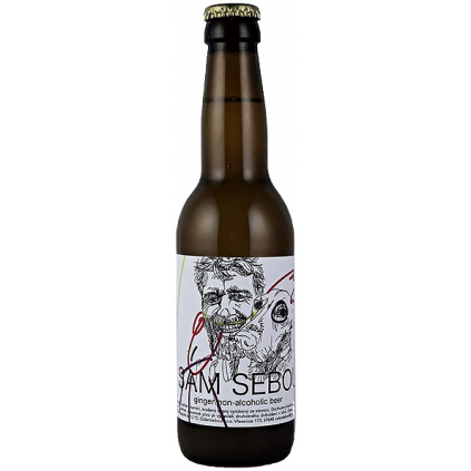 SAM SEBOU GINGER NON ALCOHOLIC BEER