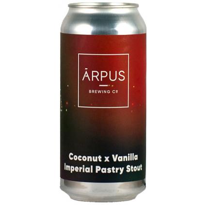 arpus coconnut x vannila