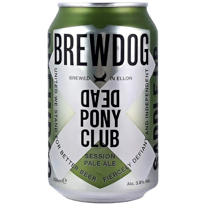 brewdog deaad pony club