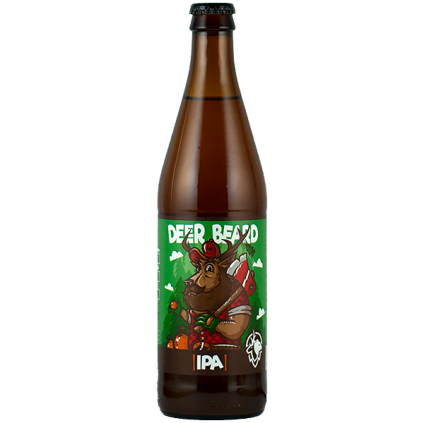 deer bear deer beard