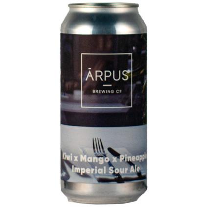 Arpus Kiwi Mango Pineapple Imperial Sour Ale