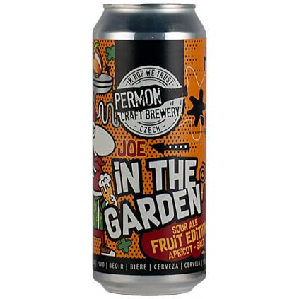 permon joe in the garden apricot