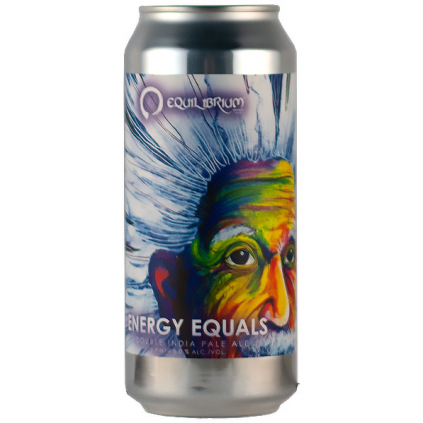 equil brium energy equals
