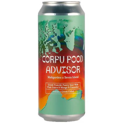 corfu food advistor